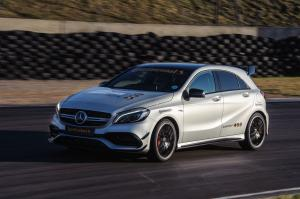 Mercedes-AMG A45 4Matic 2016 года (ZA)